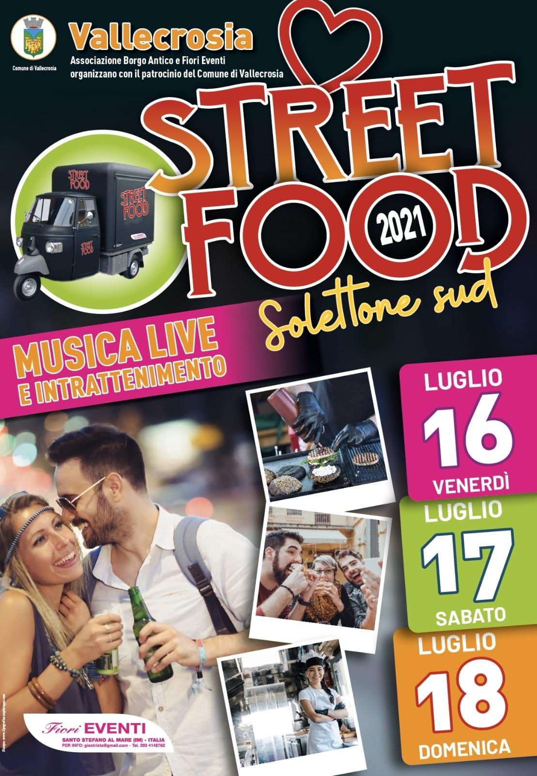 Street Food Estate 2021
